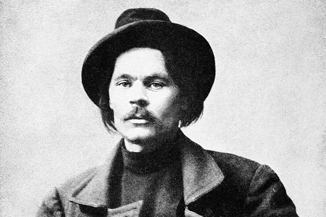 Revolutionary Writer Maxim Gorky's NYC Sex Scandal | JSTOR Daily
