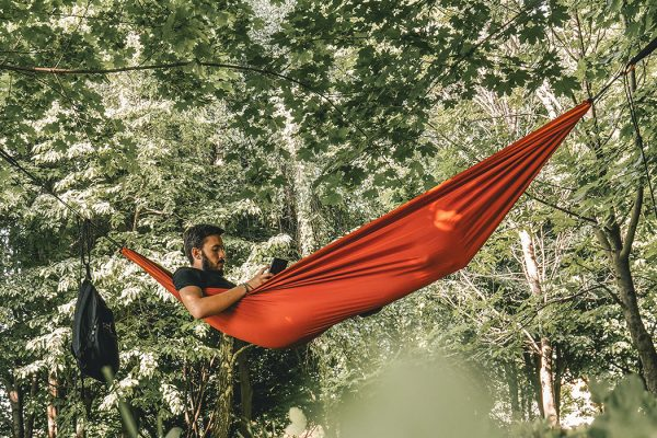 Hammock reader summer