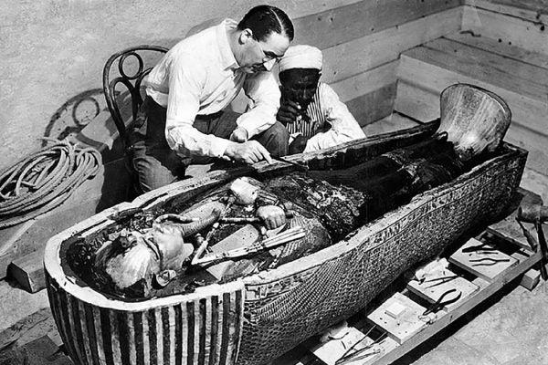 King Tut Mummy