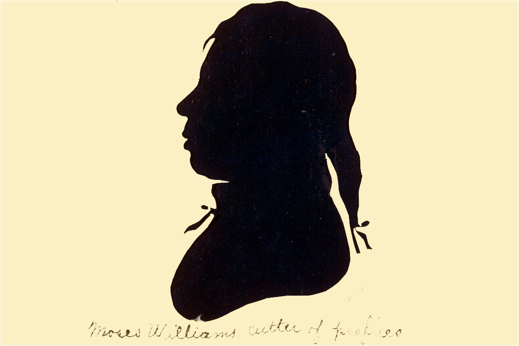 Moses Williams silhouette