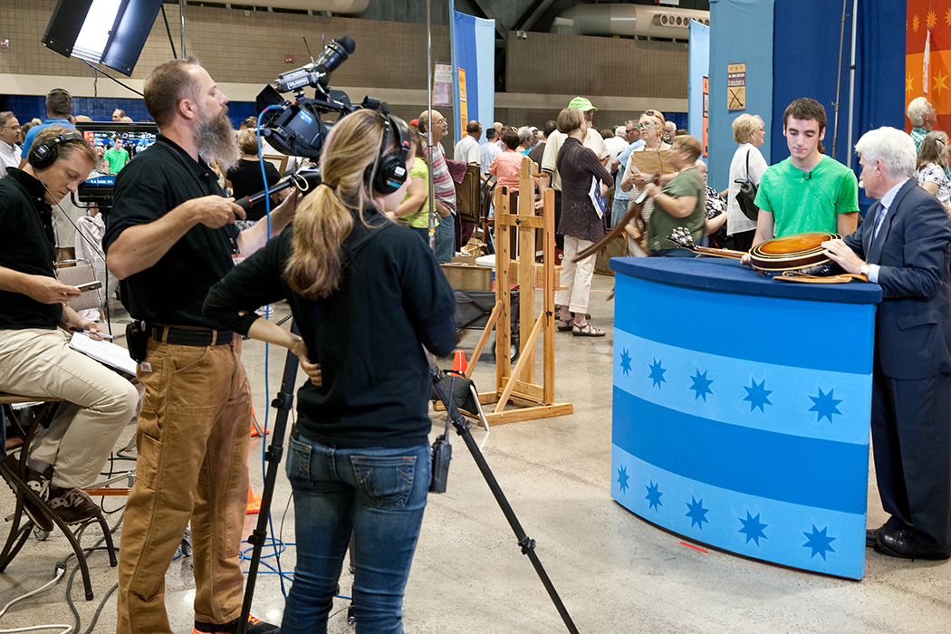 The Religious Experience of Antiques Roadshow | JSTOR Daily