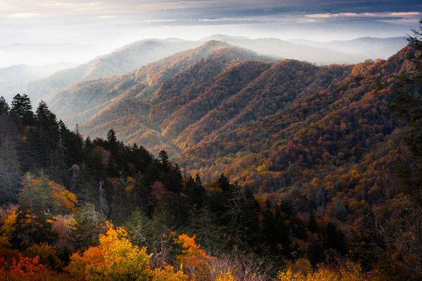 Appalachian Mountains dialect