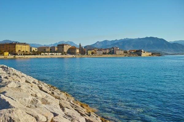 Corsica/Ajaccio bay