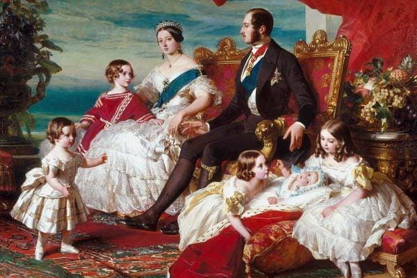 Cousin marriage Queen Victoria
