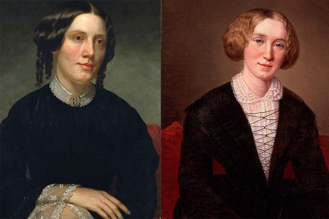 Harriet Beecher Stowe George Eliot