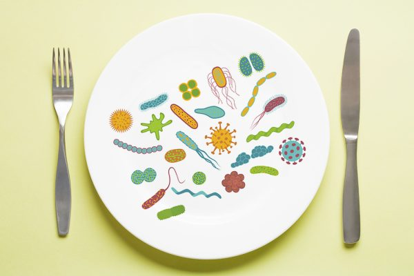 Microbe plate