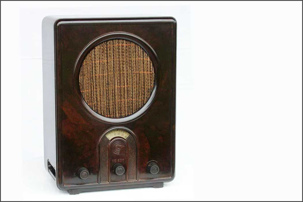 nazi german radio
