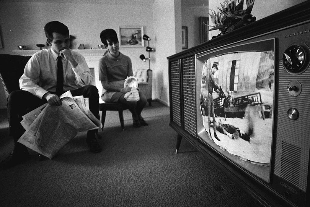 Vietnam War television