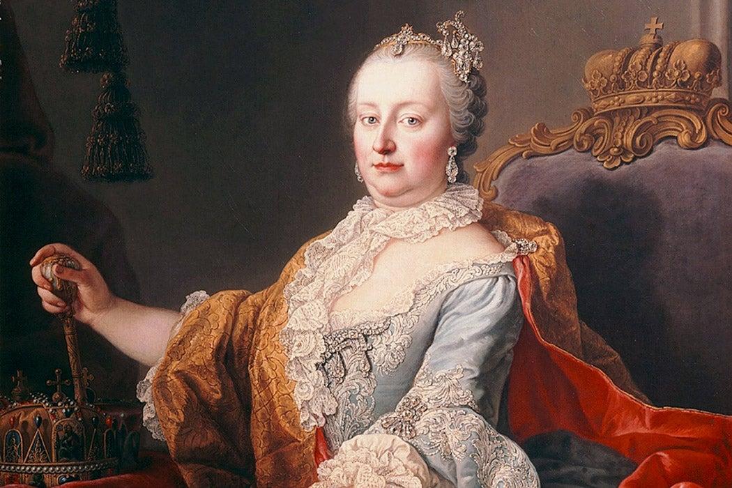 Empress Maria Theresia of Austria