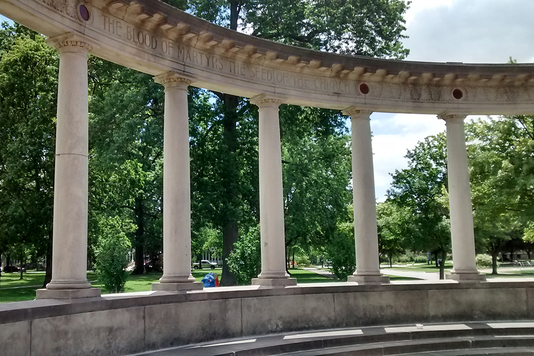 Oberlin College's Memorial Arch