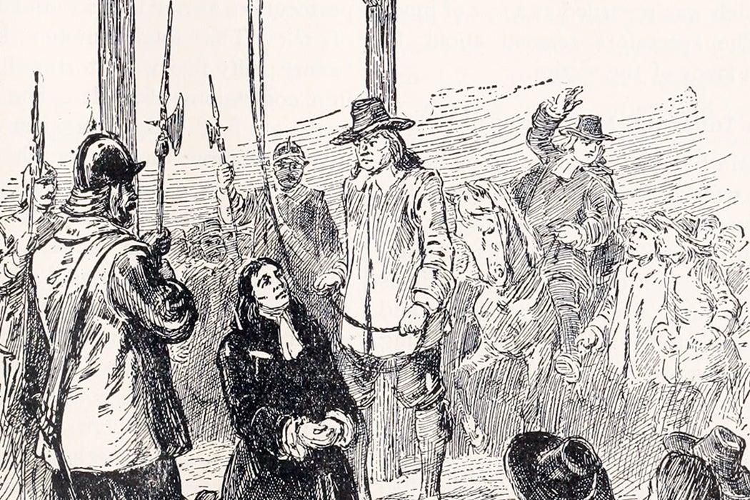 puritan execution