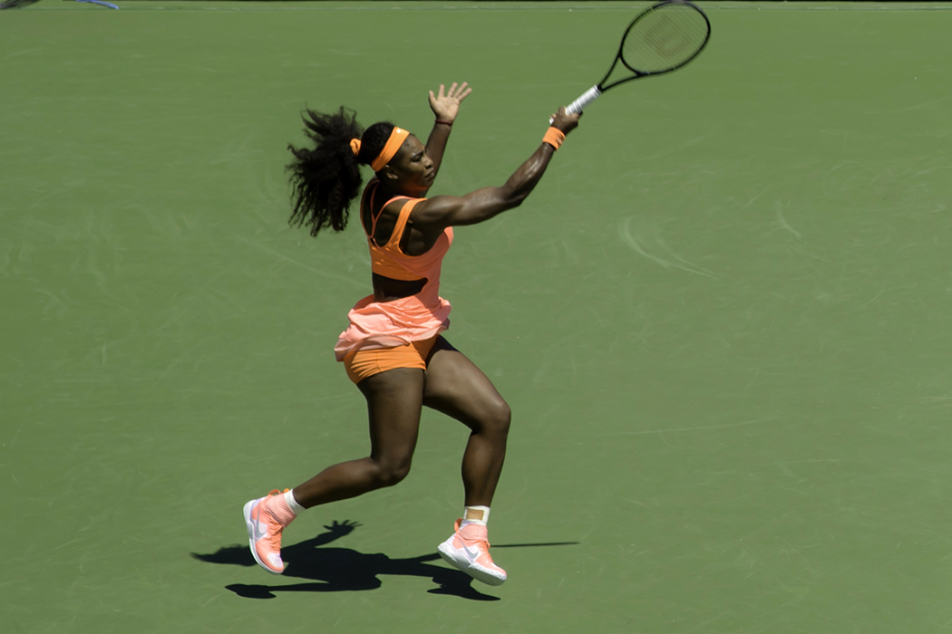 Serena Williams in 2015