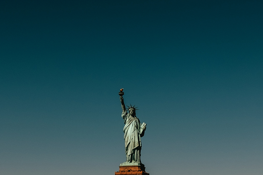 statue of liberty public charge