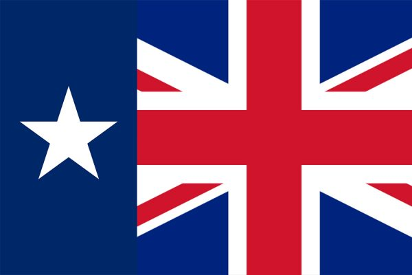 selling great britain to texas