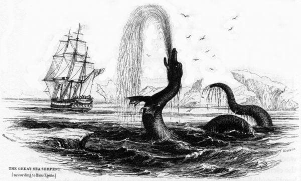 Great Sea Serpent