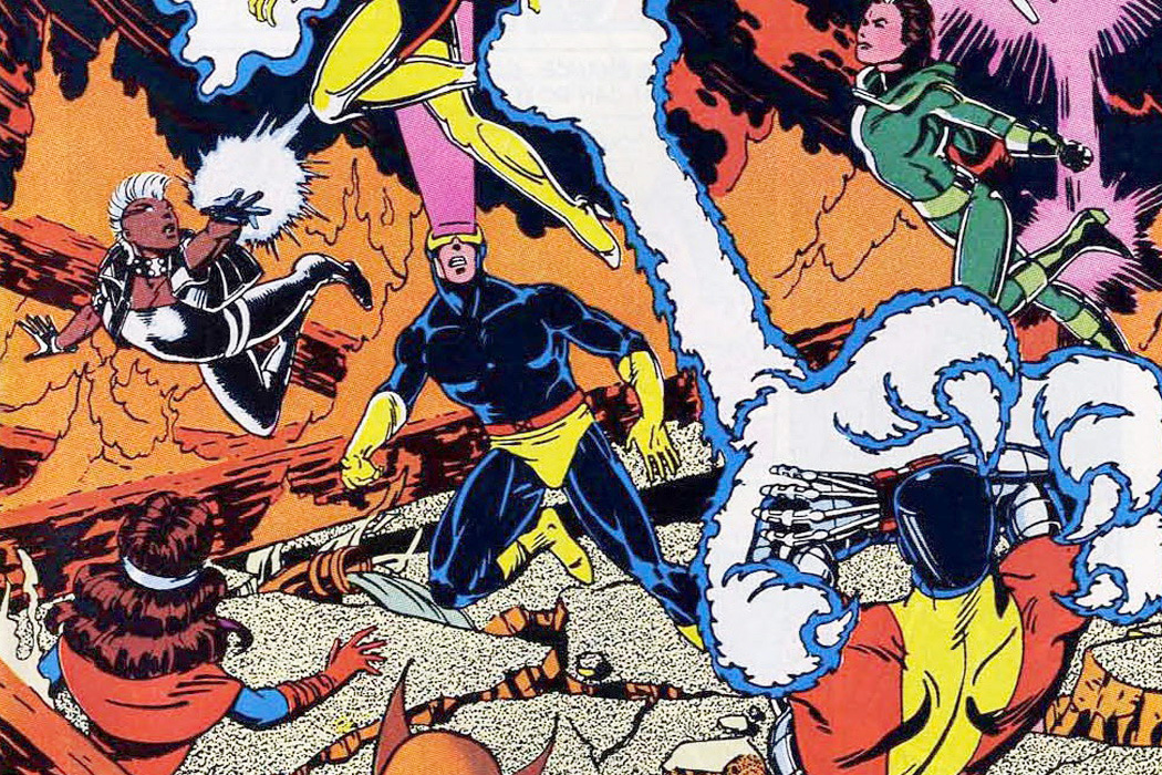 The Assimilationist Mythology of the X-Men