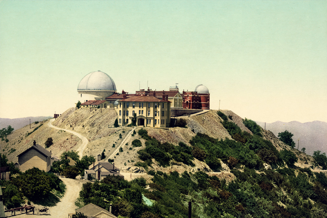Campbell lick observatory