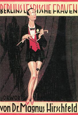 Cover of The Lesbians of Berlin by Magnus Hirschfeld