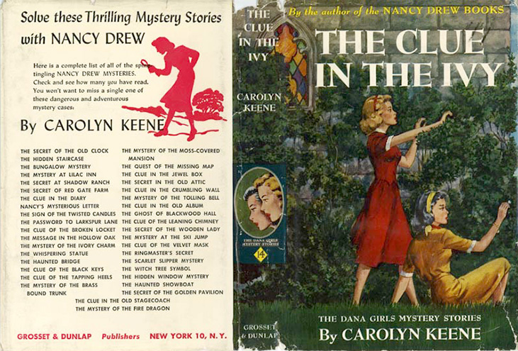 Nancy Drew: The Clue in the Ivy
