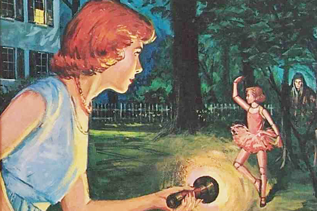 Nancy Drew: The Clue of the Dancing Puppet
