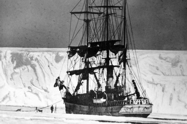 Richard E. Byrd's First Antarctic Expedition, 1928-1930