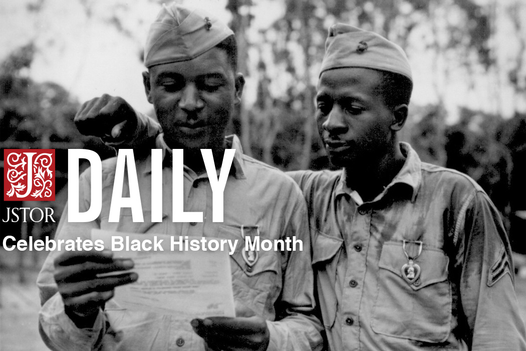 JSTOR Daily celebrates Black History Month