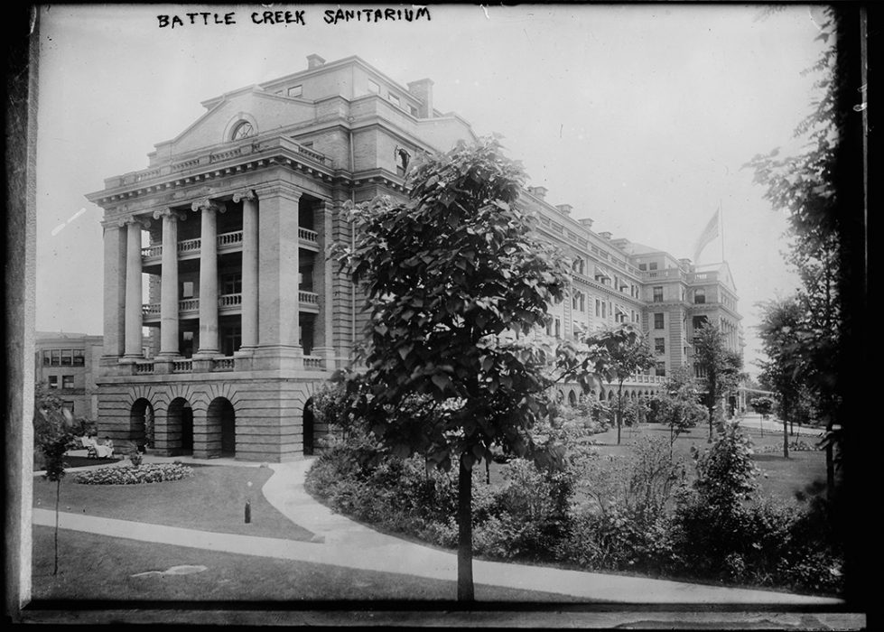 Battle Creek Sanitarium