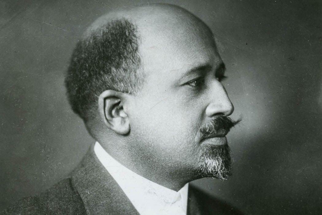 W.E.B. DuBois, 1904