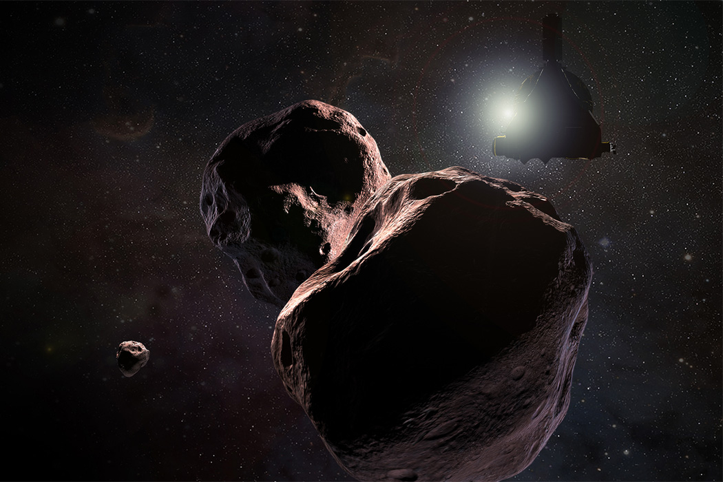Kuiper Belt Objects Are as Mysterious as They Are Distant