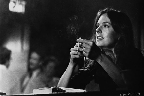 Diane Keaton in Looking for Mr. Goodbar, 1977