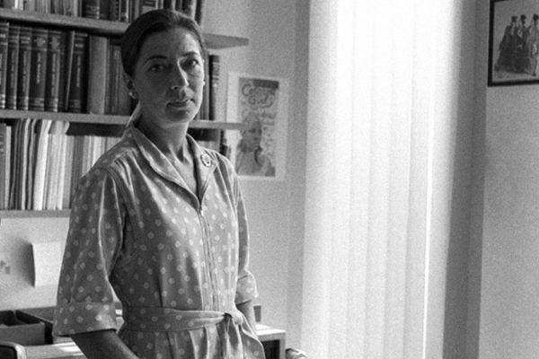 Ruth Bader Ginsburg in 1977 ©Lynn Gilbert