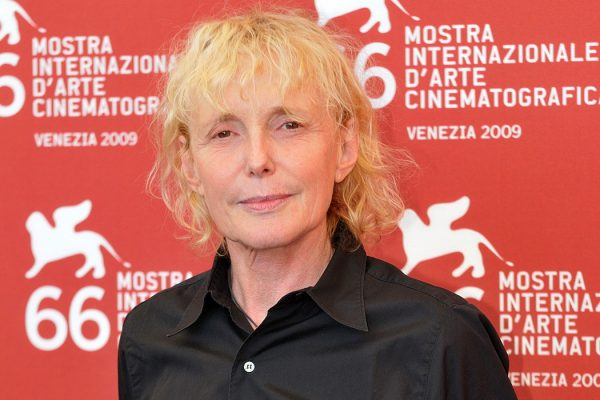 Claire Denis at the Venice Film Festival in 2009