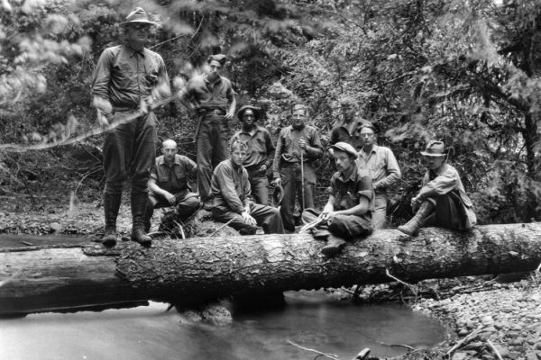 The Oregon Civilian Conservation Corps