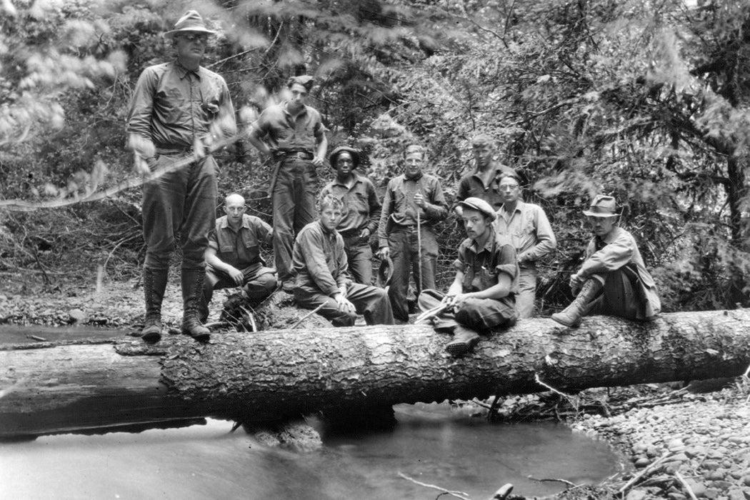 The Oregon Civilian Conservation Corps