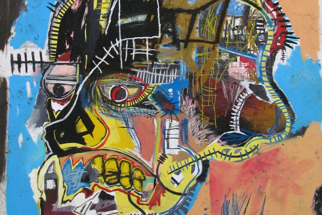 How Basquiat Used His Surroundings as a Canvas