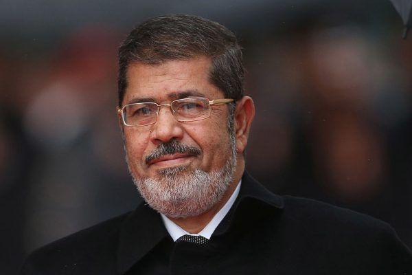 Mohamed Morsi in 2013