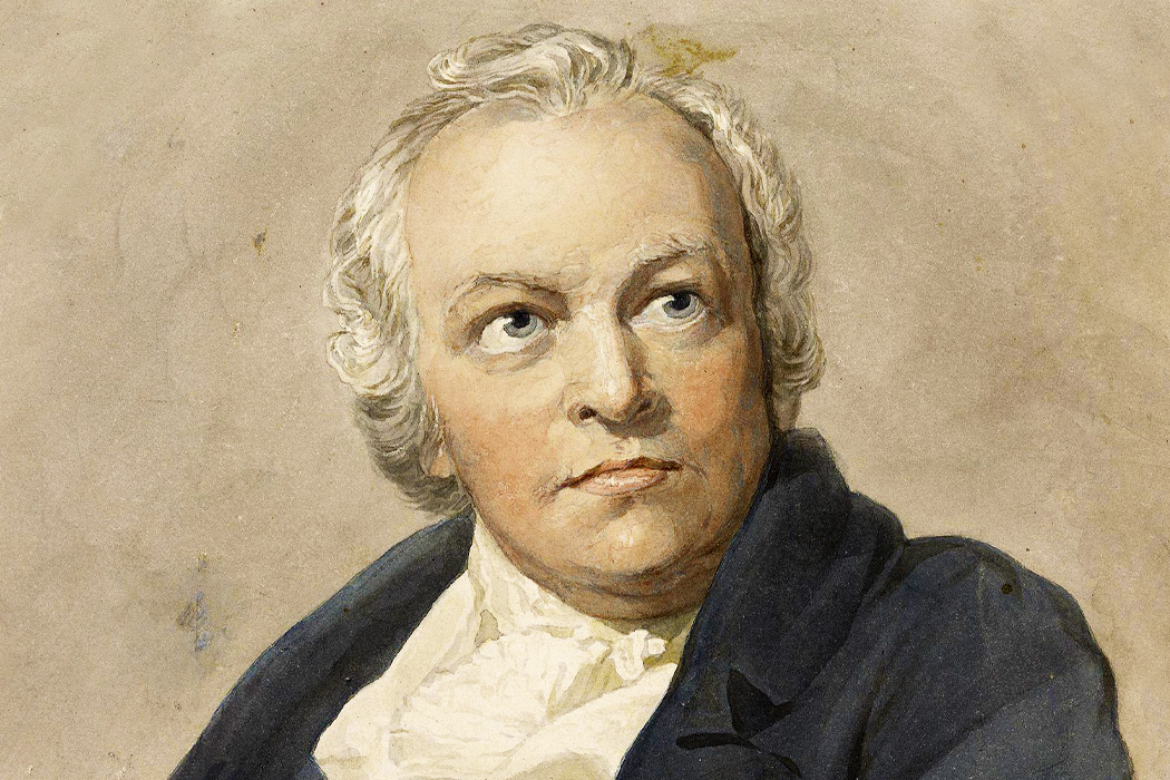 Portrait of William Blake, 1807