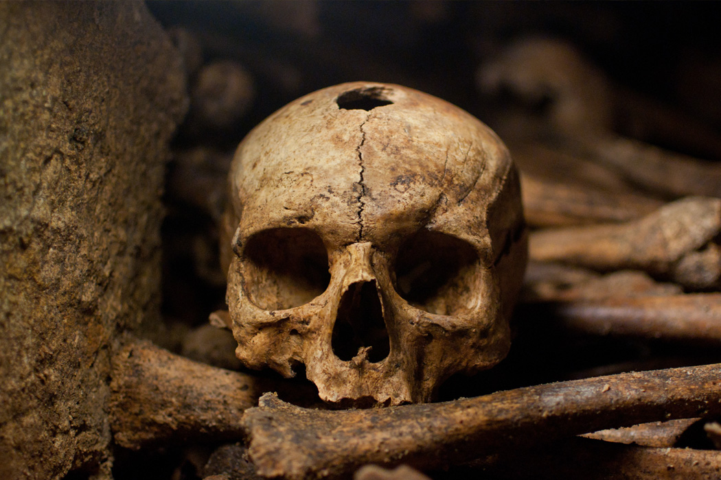 How the Paris Catacombs Solved a Cemetery Crisis