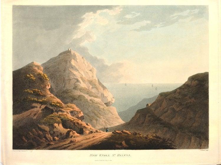 High Knoll, St. Helena, 1806