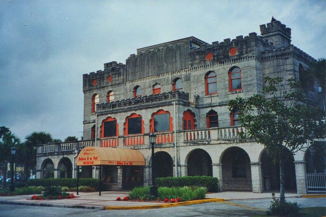 The Ripley's Believe It or Not Museum in St. Augustine, FL