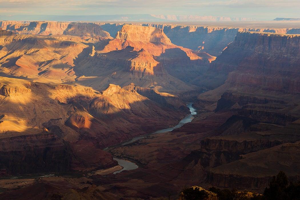 Grand Canyon, AZ, 2016