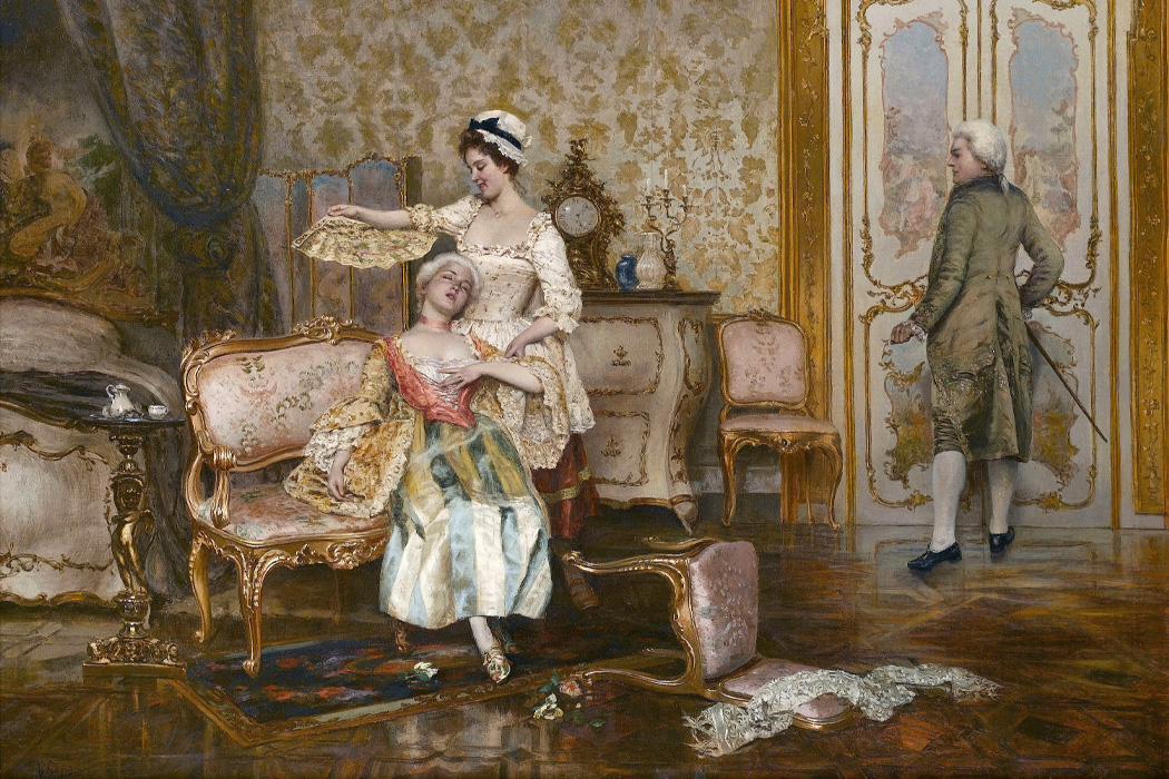 A Shocking Announcement by Vittorio Reggianini