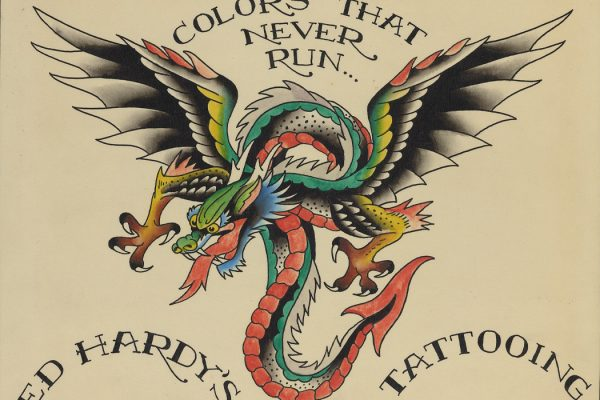 """Colors That Never Run,"" W1, Undated."
