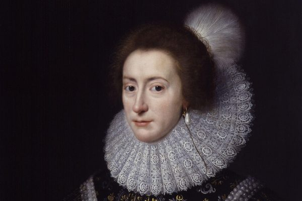 Elizabeth, Queen of Bohemia by Michiel Jansz. van Miereveldt