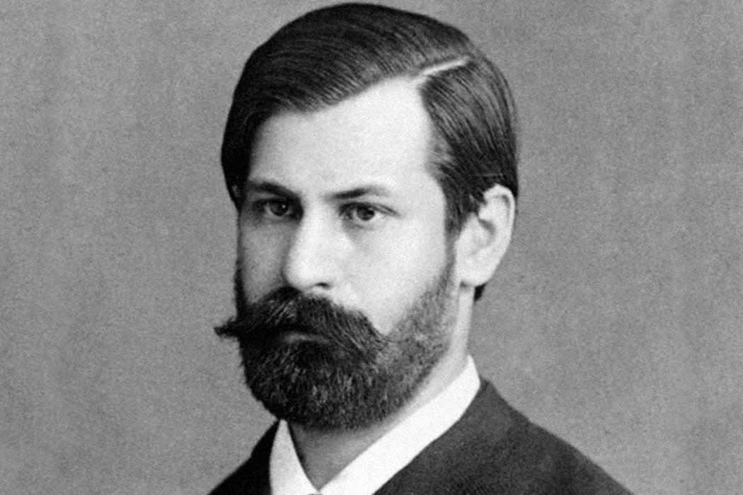 Sigmund Freud, 1885
