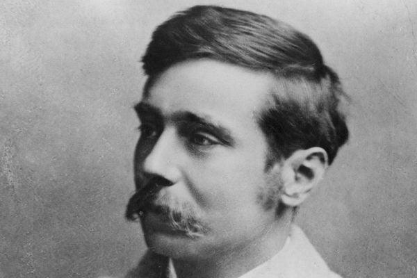 HG Wells, 1904