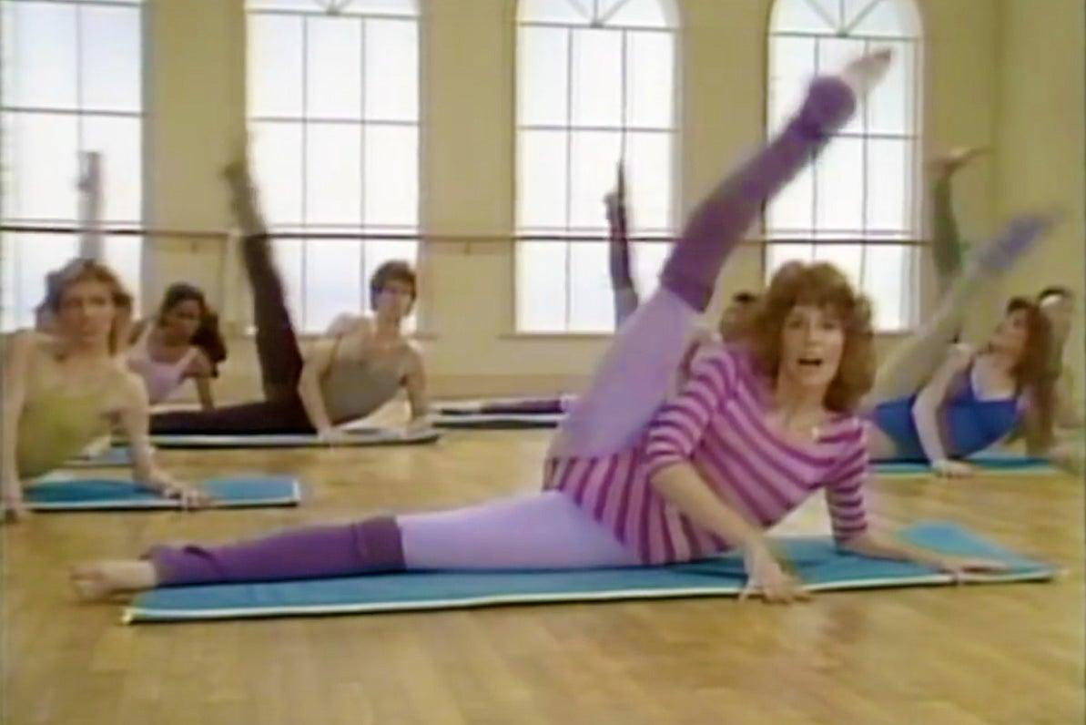 Jane Fonda Changed Fitness Forever