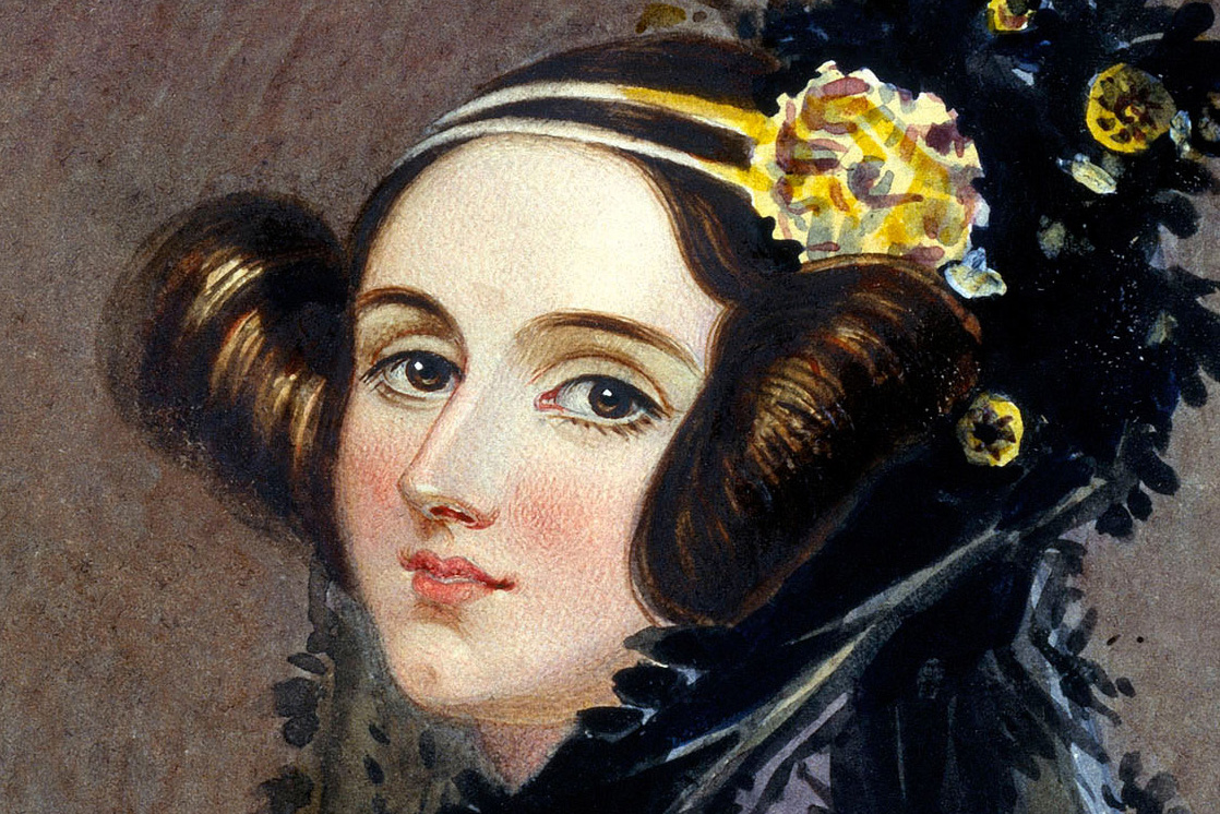 Source: https://commons.wikimedia.org/wiki/File:Ada_Lovelace_portrait.jpg