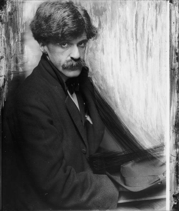 Alfred Stieglitz, 1902