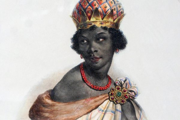 Queen Nzinga (1582-1663) of Matamba